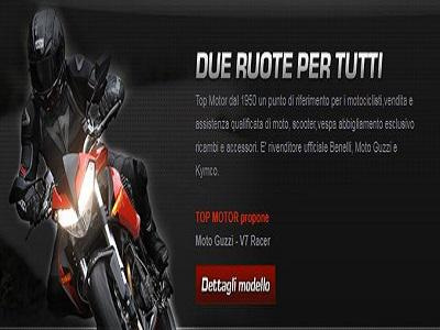 TOP MOTOR - San Prospero - Presso la concessionaria Honda e Yamaha - Subito Impresa+