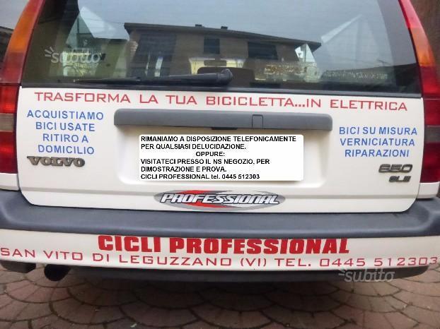 CICLI PROFESSIONAL - San Vito di Leguzzano - NOVITA'  ANNO 2019: NOLEGGIO o PROVA  BI - Subito Impresa+
