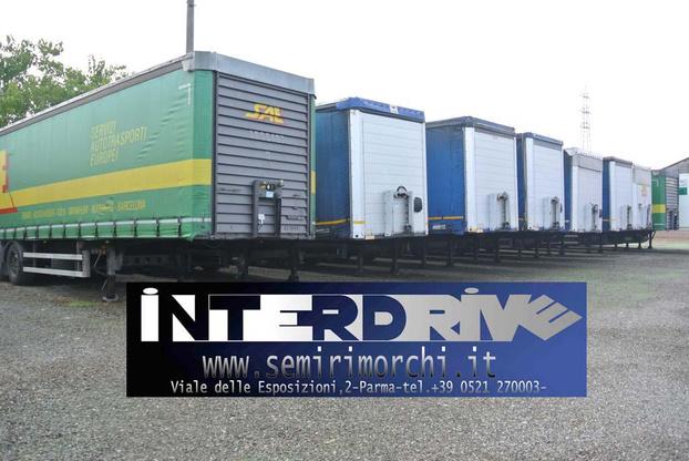 Interdrive srl-Vendita Semirimorchi usati e nuovi - Parma - Compra Vendita Semirimorchi, camion, aut - Subito Impresa+