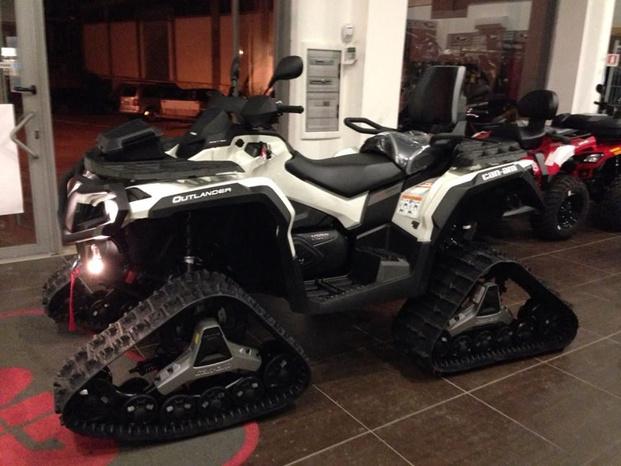 Moto & Moto Srl - Campobasso - Concessionario BRP, Can Am, Ski Doo, spy - Subito Impresa+