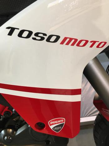 Toso Moto Srls - Pescate - TosoMoto è un'importante vetrina di mot - Subito