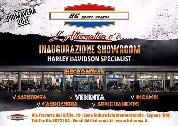 06garage Roma - Monterotondo - harley davidson specialist - Subito
