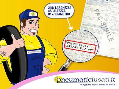 Pneumatici usati: online - Roma - La www.pneumaticiusati.it è un e-commer - Subito Impresa+