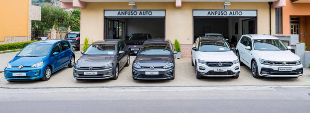 Anfuso Auto - Capo d'Orlando - Subito Impresa+