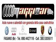MAGGICAR di Maggi Francesco logo