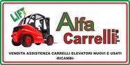 LIFT SERVICE Alberio Angelo e Francesco ALFA CARRE logo