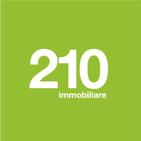 210 immobiliare logo