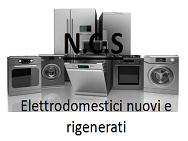 N.C.S Elettrodomestici nuovi e rigenerati logo