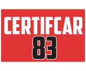 CERTIFCAR83 logo