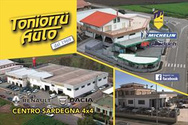dal 1969 Toniorru' Auto - Centro Sardegna 4x4