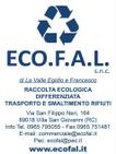 ECOFAL snc di La Valle Egidio & Francesco logo