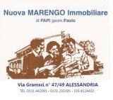 NUOVA MARENGO IMMOBILIARE di Papi geom. Paolo logo