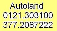 Autoland di Giordano Enrico logo