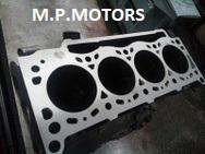 M.P.MOTORS logo
