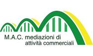 M.A.C. Mediazioni di attività commerciali logo
