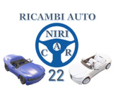 NIRI CAR 22 AUTORICAMBI logo