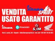 Vespa Sprint S.R.L. logo