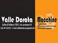 VALLEDORATA MACCHINE logo