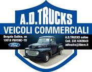 A.D. TRUCKS Veicoli Commerciali nuovo e usato logo