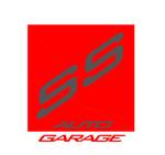 SS GARAGE logo