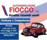 Autodemolizione FIOCCO logo