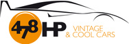 478HP Vintage & Cool Cars logo