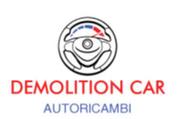 Demolition Car Autoricambi logo