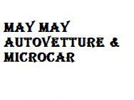 May May AUTOVETTURE & MICROCAR