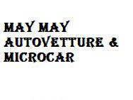 May May AUTOVETTURE & MICROCAR logo