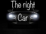 THE RIGHT CAR logo