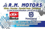 R.M.MOTORS logo