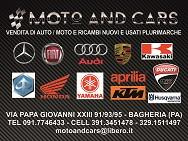 MOTO AND CARS logo