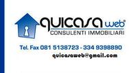 AGENZIA IMMOBILIARE QUICASAWEB ANGRI logo