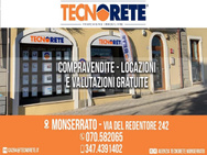 Tecnorete Monserrato logo