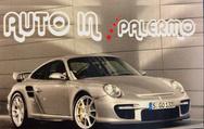 Auto in... Palermo logo