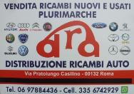 Distribuzione Ricambi per Auto logo