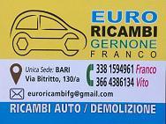 EURO RICAMBI GERNONE V
