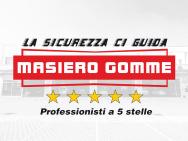 Masiero Gomme logo