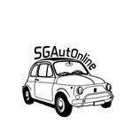 S G auto online logo