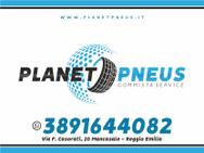 PLANET PNEUS logo