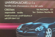 Universal&Cars logo