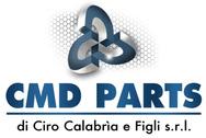 CMD PARTS logo