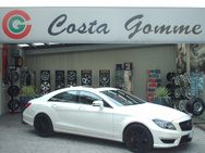 COSTA GOMME logo