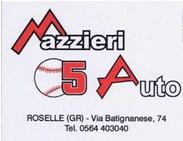 Mazzieri Auto logo