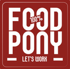 Food Pony - Recruiting logo
