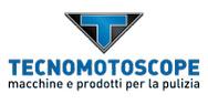 TECNOMOTOSCOPE - Macchine per la pulizia logo