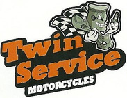 Twin Service Motorcycles logo