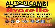 AUTORICAMBI AVARELLO logo