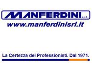 MANFERDINI s.r.l. logo