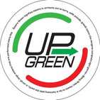 Up Green logo